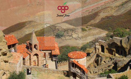 monastery in kakheti