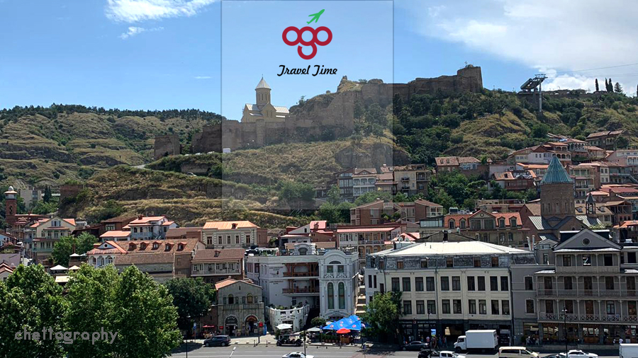 one day tour in tbilisi
