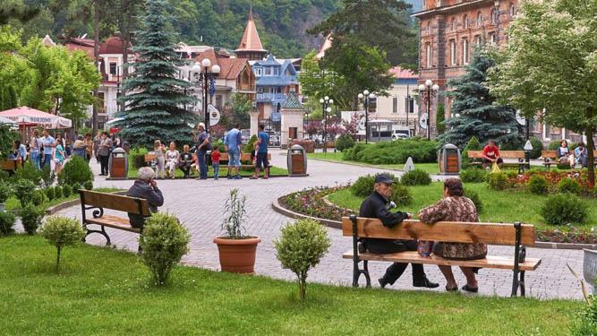 borjomi-park
